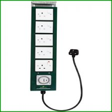 5 Way Relay Timer